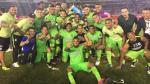 ¡Atlético Nacional, campeón de Copa Colombia! Venció 1-0 a Junior - Noticias de peru andres mendoza