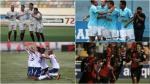 Libertadores: los equipos peruanos que podrían clasificarse tras salida de México - Noticias de cristal escenario