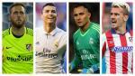 Real Madrid ante Atlético: los principales duelos que veremos en derbi - Noticias de futbol aleman