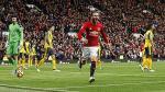 Juan Mata abrió el marcador para Manchester United ante Arsenal con un zurdazo - Noticias de ander herrera