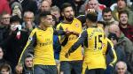 Manchester United empató 1-1 con Arsenal en Old Trafford por Premier League - Noticias de petr cech