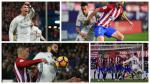 Las mejores postales del derbi entre Real Madrid y Atlético por Liga - Noticias de marcos barrera