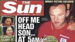 Rooney fue amenazado por insistirle a una mujer durante boda en la que se coló - Noticias de middlesbrough