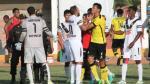Segunda División: partido entre Coopsol y Cantolao terminó en bronca [VIDEO] - Noticias de kevin carazas