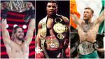 ¿Por qué los campeones de la WWE y UFC usan un cinturón? - Noticias de eddie alvarez
