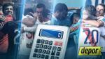 Usa la calculadora Depor para saber cómo se jugarán los Playoffs - Noticias de tabla de posiciones fecha 43
