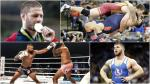 WWE: los atletas que hicieron pruebas en Centro de Desarrollo de la compañía - Noticias de travis browne