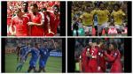 Ránking FIFA: estas son las 20 mejores selecciones del mundo - Noticias de steven gerrard