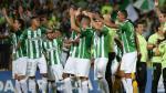 Atlético Nacional, a final de Copa Sudamericana: empató con Cerro Porteño - Noticias de lago ness