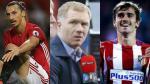 Manchester United: Scholes pide el fichaje de Griezmann por Ibrahimovic - Noticias de paul scholes