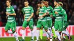 Con Pizarro, Werder Bremen empató 2-2 con Hamburgo por la Bundesliga - Noticias de claudio pizarro