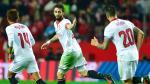 El efecto Sampaoli: Sevilla ganó 2-1 a Valencia por la Liga Santander - Noticias de luciano vietto