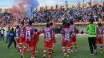 Copa Perú: Racing Huamachuco es el primer clasificado a la finalísima - Noticias de carlos galvez