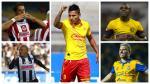 Antes que Raúl Ruidíaz: ellos fueron los últimos 20 goleadores en México - Noticias de christian benitez