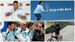 Como Maradona y el tenis: futbolistas que aman otros deportes como el balompié - Noticias de diego armando maradona