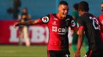 Melgar: Patricio Arce acortó diferencia ante Sporting Cristal en el Gallardo - Noticias de carlos gallardo