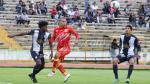 Alianza Lima: revive el empate ante Sport Huancayo en imágenes - Noticias de luis ramirez