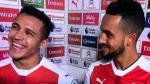 Very difficult para Alexis: las burlas hacía el chileno por cómo habla inglés - Noticias de theo walcott