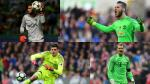 ¿Quiénes son los mejores arqueros del momento según 'France Football'? - Noticias de gerardo martino