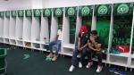 La conmoción de los jugadores del Chapecoense que no viajaron a Medellín - Noticias de bruno ribeiro