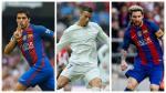 Un verdadero superequipo: el XI ideal si juntamos Barcelona y Real Madrid - Noticias de christian cueva
