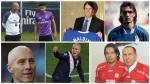 Como Zinedine Zidane y Enzo: 20 padres que dirigieron a sus hijos - Noticias de marcelo tinelli