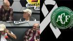 No pudo evitar el llanto: periodista brasileño recordó a compañero fallecido - Noticias de silvio nacional