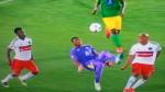 ¡Increíble! Arquero anotó golazo de chalaca en último minuto del partido - Noticias de orlando pirates