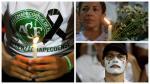 Tristeza, lágrimas y desolación: a tres días de la tragedia del Chapecoense - Noticias de atanasio girardot