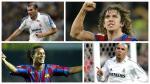 Los cracks que extrañamos ver en los clásicos Barcelona-Real Madrid - Noticias de carles puyol