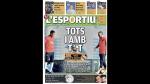 La prensa española se rinde ante el Clásico entre Barcelona y Real Madrid - Noticias de cristiano ronaldo