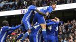 Chelsea volteó el partido y ganó al Manchester City en Etihad - Noticias de claudio ramos