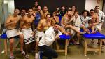 Real Madrid: con pose sensual de Cristiano Ronaldo, así festejaron tras empate - Noticias de cristiano ronaldo