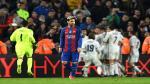 Esa cara lo dice todo: la reacción de Messi tras el gol de Ramos 'in extremis' - Noticias de accidente
