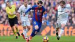 Barcelona 1-1 Real Madrid: el 1X1 de los jugadores en el Clásico - Noticias de cristiano ronaldo