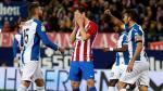 No pudo: Atlético de Madrid empató 0-0 con Espanyol por Liga Santander - Noticias de christian gimenez