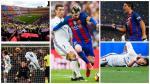 Lo que la TV no te mostró del clásico entre Barcelona y Real Madrid - Noticias de real madrid