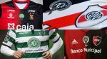Chapecoense: su escudo presente en distintas camisetas del mundo - Noticias de cesc fabregas