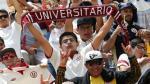 Universitario ante Melgar: todo el color y la fiesta en las tribunas de la UNSA - Noticias de arequipa