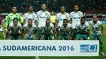 OFICIAL: Chapecoense fue declarado campeón de la Copa Sudamericana - Noticias de accidente
