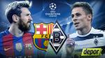 FC Barcelona vs. Borussia Mönchengladbach: en partido por Champions League - Noticias de anita miller al fondo hay sitio