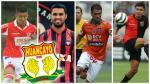 Fichajes 2017: Sport Huancayo estaría tras estos cuatro futbolistas - Noticias de cristal atletico paranaense