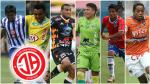 Fichajes 2017: Juan Aurich está tras los pasos de seis futbolistas - Noticias de jaime valencia