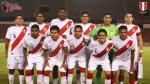 Selección Peruana Sub 20 enfrentará a Argentina y Uruguay en el Sudamericano 2017 - Noticias de seleccion peruana sub 18