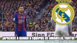 Real Madrid culminó segundo en su grupo: los mejores memes de la fecha 6 de Champions - Noticias de borussia dortmund