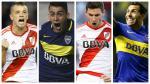 Así alinearían River Plate y Boca Juniors en el clásico argentino [FOTOS] - Noticias de franois gallardo