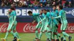 Al ritmo de Lionel Messi: Barcelona goleó 3-0 a Osasuna en Pamplona - Noticias de luis miguel leon
