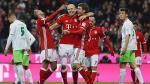 Nuevo puntero: Bayern Munich goleó 5-0 al Wolfsburgo por Bundesliga - Noticias de carlo rodriguez