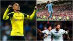 El 11 ideal de goleadores en cada posición de esta temporada - Noticias de edin dzeko