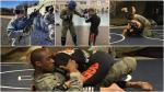 Valentina Shevchenko: su intenso entrenamiento militar pensando en Peña - Noticias de lee shau kee